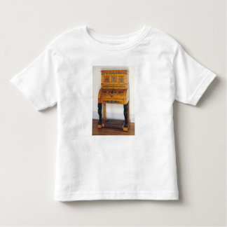 Cylinder front writing desk toddler t-shirt