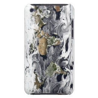 Cylindrical equidistant projection iPod touch case