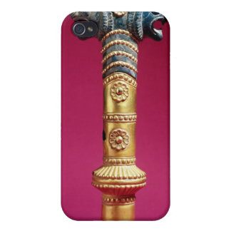 Cylindrical Socket, early Achaemenian period Cases For iPhone 4