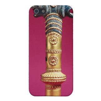 Cylindrical Socket, early Achaemenian period iPhone SE/5/5s Cover