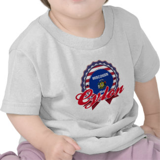 Cylon, WI Shirt