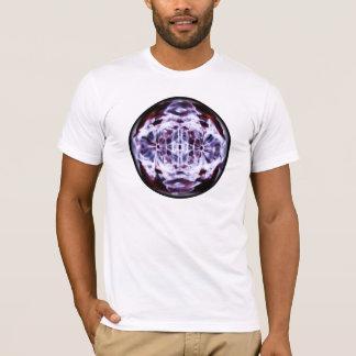 Cymatic Sound Shape Water Geometry T-Shirt