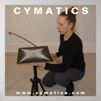 CYMATICS ARTIST POSTER