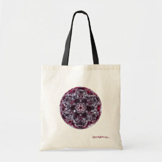 Cymatics: Metatron Cube Brainwave Sound Tote Bag