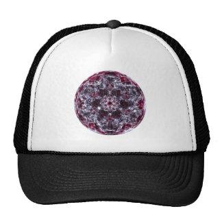 Cymatics: Metatron cube brainwave sound Trucker Hat