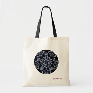 Cymatics: Music Note C Tote Bag