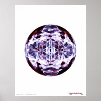 Cymatics: Sound Made Visible Poster