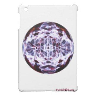 Cymatics Visible Sound Beta State iPad Mini Cover
