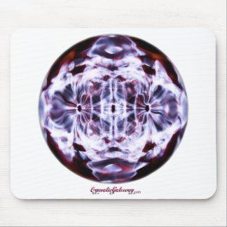 Cymatics Visible Sound Beta State Mouse Pad