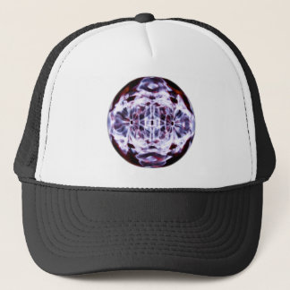 Cymatics Visible Sound Beta State Trucker Hat