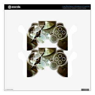 Cymbal Chandelier PS3 Controller Decal