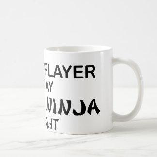 Cymbal Deadly Ninja by Night Coffee Mugs