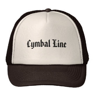 Cymbal Line Hat