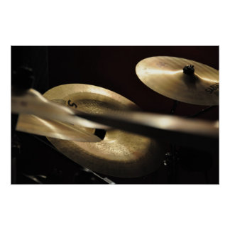 Cymbal poster