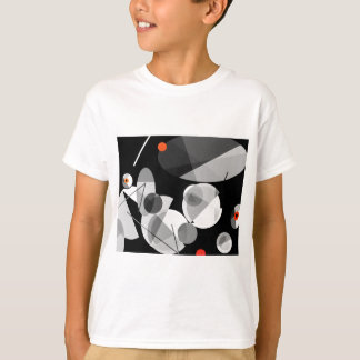 Cymbaline-2 Bold and Musical Abstract T-Shirt