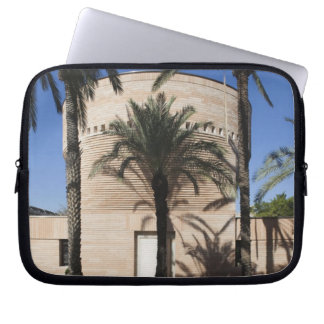 Cymbalista Synagogue Laptop Computer Sleeve