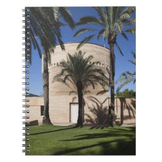 Cymbalista Synagogue Notebook