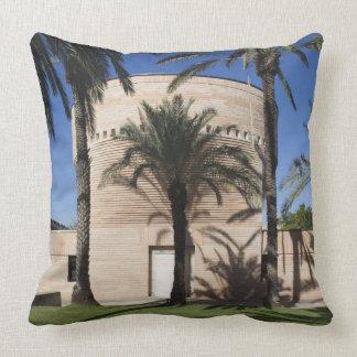 Cymbalista Synagogue Throw Pillows