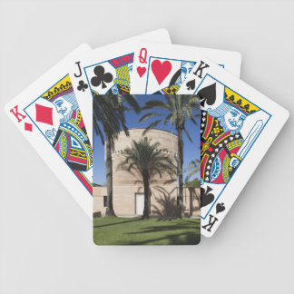 Cymbalista Synagogue Bicycle Playing Cards
