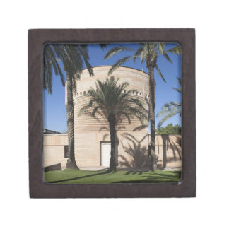 Cymbalista Synagogue Premium Trinket Box