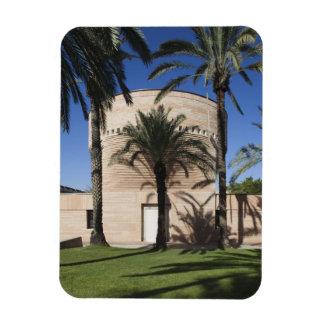 Cymbalista Synagogue Rectangular Photo Magnet
