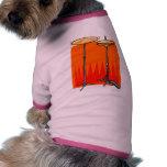Cymbals Doggie Tshirt