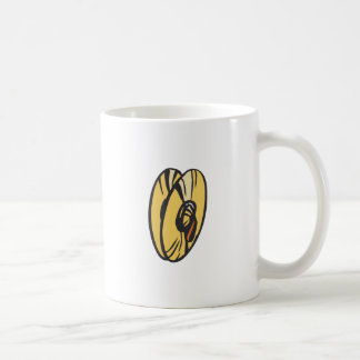 CYMBALS CLASSIC WHITE COFFEE MUG