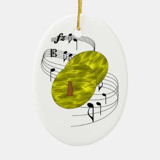 Cymbals Ornament