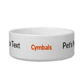 cymbals text d orange bowl