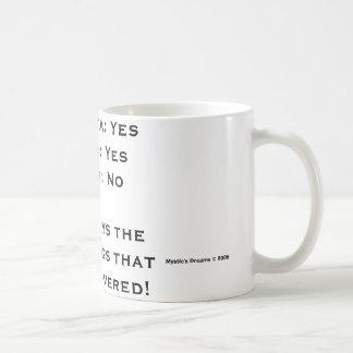 Cymbalta: YesLipitor: YesValium: NoIt's always ... Coffee Mug