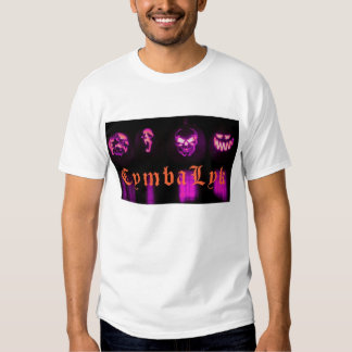 CymbaLyk Evil Pumpkins T-shirt
