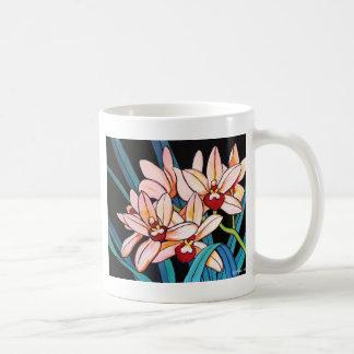 Cymbidiums Classic White Coffee Mug