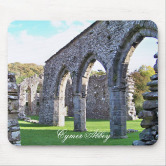CYMER ABBEY WALES MOUSE PAD