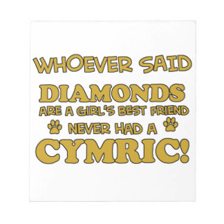 cymric better than Diamonds Scratch Pad