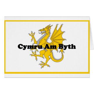 Cymru Am Byth - Owain Glyndŵr Card
