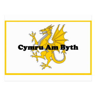 Cymru Am Byth - Owain Glyndŵr Postcard