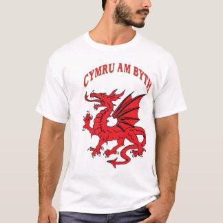 Cymru am Byth T shirt