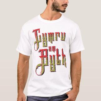Cymru Am Byth. Wales Forever T-Shirt