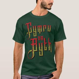Cymru Am Byth. Wales Forever Tee Shirt