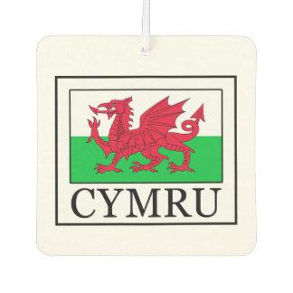 Cymru Car Air Freshener