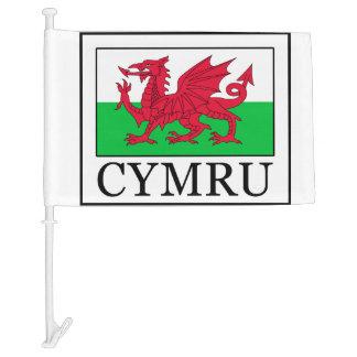 Cymru Car Flag