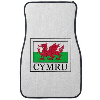 Cymru Car Floor Mat