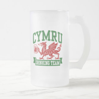 CYMRU Drinking Team Mug