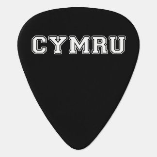 Cymru Guitar Pick