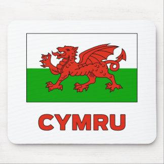 Cymru País de Gales Mousepad Alfombrilla De Raton