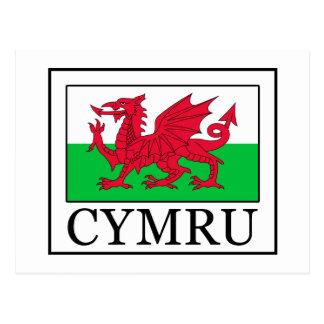 Cymru Tarjeta Postal