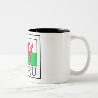 Cymru Two-Tone Coffee Mug