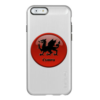 Cymru, Wales Incipio Feather Shine iPhone 6 Case