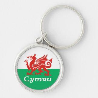 Cymru Wales Keychain