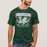 Cymru - Wales - Vintage T-Shirt